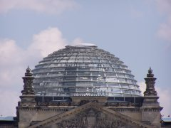The Reichstag Cuppola (Dome), Berlin