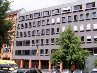 The Belgian Embassy in Berlin
