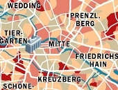 Extract Berlin crime map