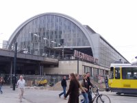 Alexanderplatz Station in Berlin