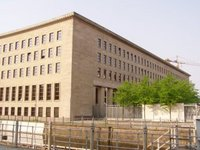 The former Reichsbank building in Berlin