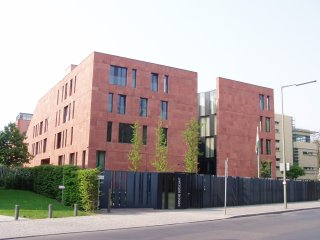 Indian Embassy, Berlin