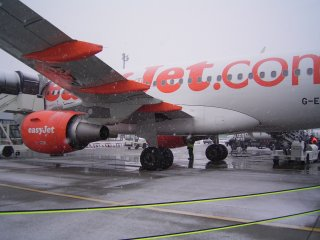 EasyJet is one of the many airlines which fly to Berlin